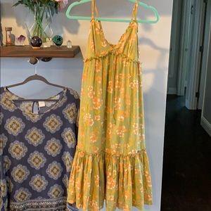 GORGEOUS Lucky Brand Midi Sun Dress